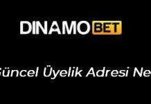 Dinamobet Güncel Üyelik Adresi Ne?