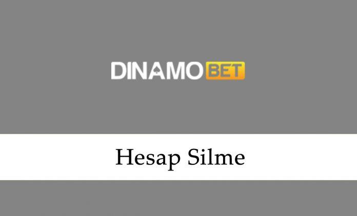 Dinamobet Hesap Silme