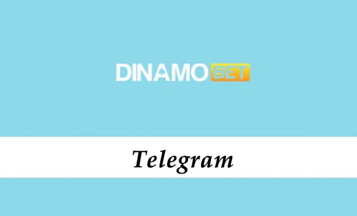 Dinamobet Telegram